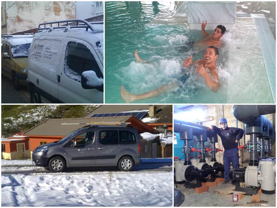 servicio de postventa y mantenimiento para piscinas y spas